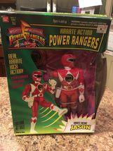"MMPR - Red Power Ranger 8"" (NIB 1994) - $50.00"