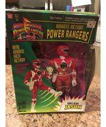 "MMPR - Red Ranger 8"" (NIB 1994) - $50.00"