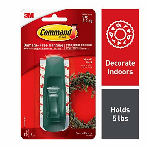 Command Green Utility Hook, Indoor Use 17003GR-ES
