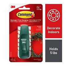 Command Green Utility Hook, Indoor Use 17003GR-ES image 1