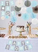 RainMeadow Premium Baby Shower Decorations for Boys Kit   It's A BOY   G... - $685,08 MXN