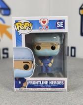 New Funko POP Heroes Frontline Heroes Male #1 - $16.99
