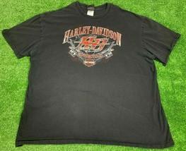 Harley-Davidson T-shirt Men's 2XL Cookeville, TN - $17.70