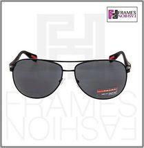 PRADA LINEA ROSSA NETEX PS51OS Black Aviator Sport Sunglasses SPS 51O Men image 6