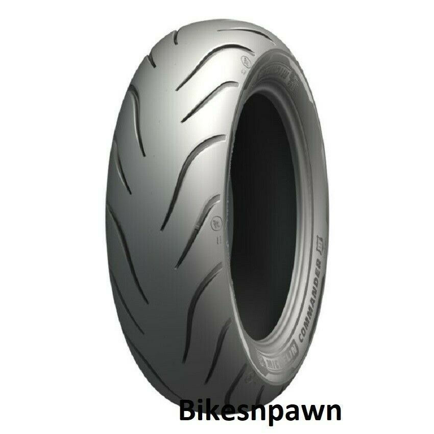 Michelin Commander III Touring MT90B16 REIN Rear Motorcycle Tire 2X Life 74H