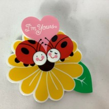 """New Vintage AVON Boxed Sweetheart Magnets  Choose From """"BE MINE"""" or """"I'M... - $9.95"""