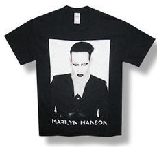 Marilyn-Manson-2015-End-Times-Tour-3X Black-T-shirt - $18.37