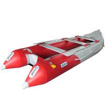 BRIS 14.1Ft Inflatable Kayak Fishing Tender Inflatable Pontoon Boat Canoe - $699.00