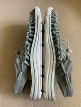 KEEN Uneek Gray Woven Slingback Sport Sandals Womens US 11 EUR 42 image 6
