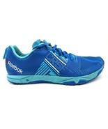 Reebok Crossfit Sprint 2.0 Shoes Womens 8 Blue Gym Cross Training Shoe - $33.81