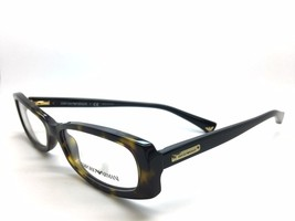 EMPORIO ARMANI Eyeglasses EA 3007F 5026 Dark Havana 53MM - $64.37