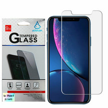 Apple iPhone XS Max Shockproof Tempered Glass Screen Protector Film Guard Clear - $5.44
