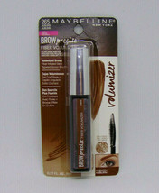 MAYBELLINE BROW PRECISE Fiber Volumizer Filling Brow Mascara No.265 Auburn - $5.15