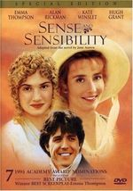 Sense and Sensibility (DVD, 1999, Multiple Languages) - €11,29 EUR