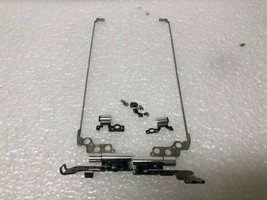 HP 15t-BC 15-BC 15.6″ Right Left Hinges Hinge Touch Version + covers sho... - $34.65