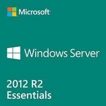 Windows Server 2012 R2 Essentials - Retail  - $49.99