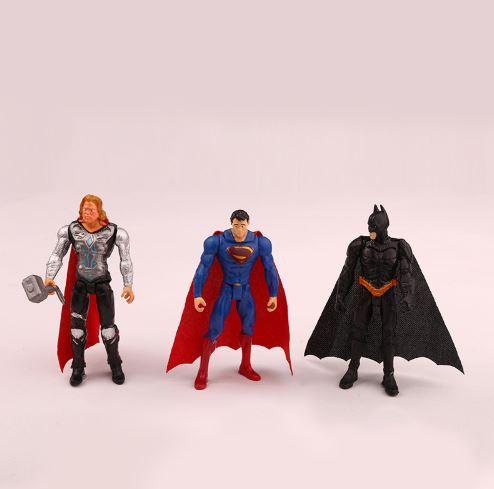 Marvel Legends Hero Action Figures (6 piece set)