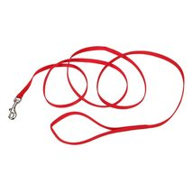 "Coastal Pet Products Single-Ply Nylon Dog Leash Red 3/8"" x 72"" - $6.99"