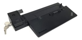 Lenovo ThinkPad Pro Dock Station Type 40A1 with Keys SD20A06038  04W3948 - $59.38