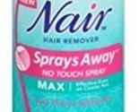 Nair Moroccan Argan Oil Sprays Away, 7.5 oz (Pack of 3)