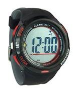 Ronstan RF4055 ClearStart™ 50mm Sailing Watch - Black/Grey - $112.54