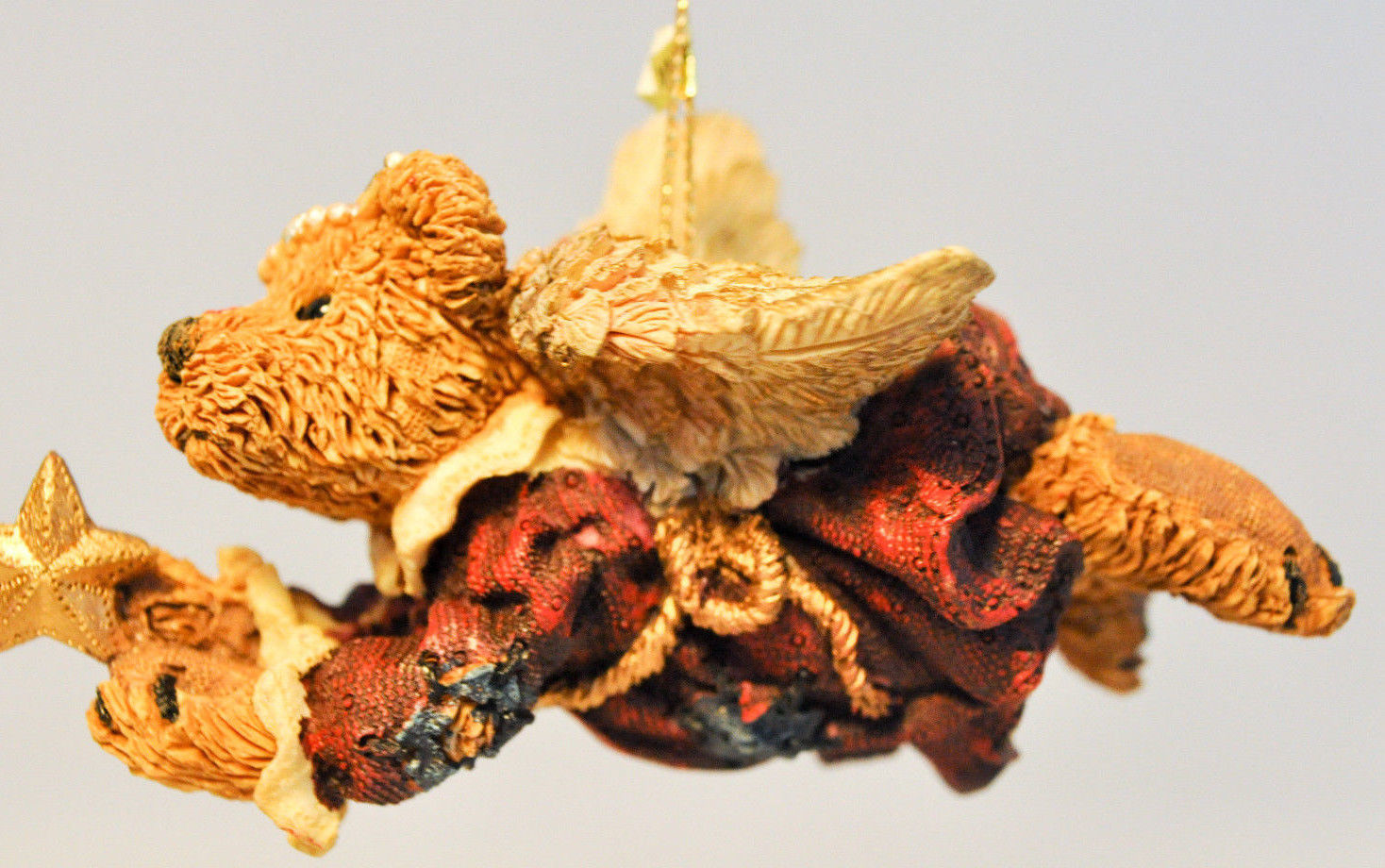 Boyds Bears & Friends: Charity ... The Angel Bear With Star - 02502 image 2