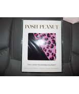 POSH PEANUT BIANCA & RIBBED BLACK PATOO NEW - $200.00