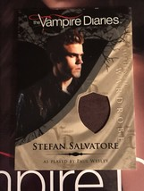 Vampire Diaries Season 1 Wardrobe Card M1 Paul Wesley as Stefan Salvatore - $15.84