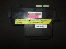 09 10 11 12 Mini Cooper Fuse Box Relay #9213372-01 *See Item Description* - $39.60