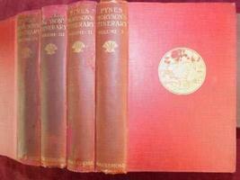 FYNES MORYSON: 10 YEARS TRAVEL GERMANY ITALY TURKEY IRELAND/4 BOOKS/1907... - $246.51