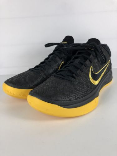 buy popular 9d1ef 4d661 Nike Kobe A D BM Shoes Size 14 aq5164 001 Black Mamba Basketball