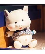 Piggy Toy Pig Doll Stuffed Plush Toys Decoration (Pig In Blue Dress) - $36.99+