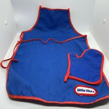 Little Tikes cooking apron & mitt pretend play set - $14.40