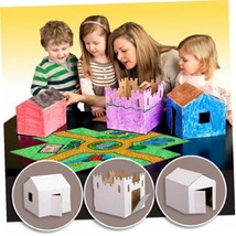 NEW Easy Playhouse Set (3 Piece) - Easy Playtown - $11.25