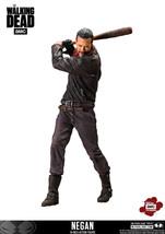 Negan 10 Inch Deluxe Poseable Figure from The Walking Dead 14717 - $57.25