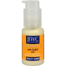 Beauty Without Cruelty Vitality Serum Vitamin C With CoQ10 - 1 fl oz - $27.63