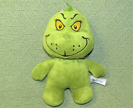 "9"" AURORA DR. SEUSS THE GRINCH PLUSH STUFFED ANIMAL DOLL GREEN TEDDY 201... - $17.82"