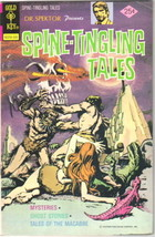 Spine-Tingling Tales Comic Book #1, Gold Key 1975 VERY FINE- - $8.79