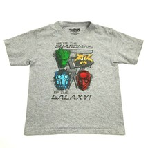 MARVEL Guardians Of The Galaxy Kids Shirt Size S Small Youth Grey Short ... - $11.18
