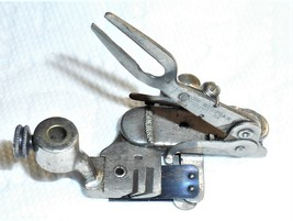 1878-81 Johnston VS Low Shank Straight Stitch Ruffler Attachment - $20.00