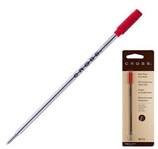New+cross ball-point pen red refill - $5.22