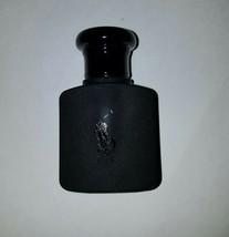 POLO Double BLACK by Ralph Lauren COLOGNE Spray Eau de Toilette 1.36 oz ... - $32.66