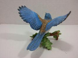 THE LENOX GARDEN BIRD COLLECTION Western Scrub Jay (2001 Fine Porcelain) image 7