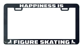 Happiness is Figure Skating license plate frame holder - $5.99