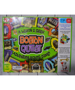 Boston Quest Adventure Board Game by T.S. Shure Factory New - $24.74