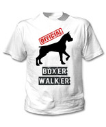 BOXER 2 - OFFICIAL WALKER - NEW WHITE COTTON SWEATSHIRT - $30.65