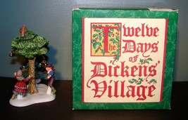 Department Dept 56 - A Partridge In A Pear Tree - 12 Days Of Dickens Christmas - $16.82
