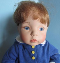 "Mcdonalds n me  First Issue ""you deserve a break today"" Porcelain Doll  12"" - $29.70"