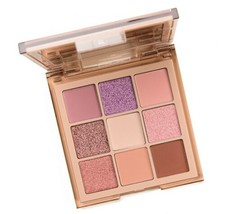 New Huda Beauty Neon Obsessions NUDE Light Eyeshadow Palette 100% AUTHENTIC - $29.09