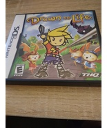 Nintendo DS Drawn To Life - $8.00